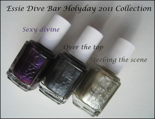 essie dive bar holiday 2011