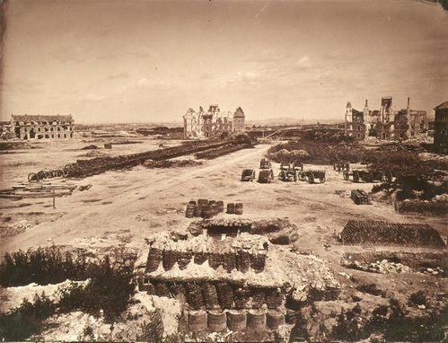 Fort d'Issy - 1871