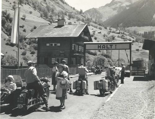grossglockner pass start 001