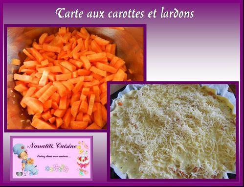 tarte carottes 1