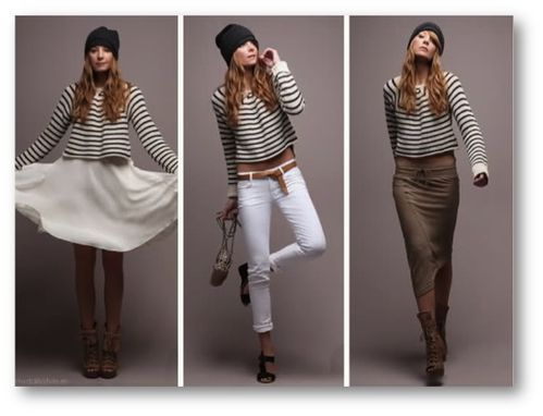 fashion-ballyhoo - 1shopbop lookbook basiques