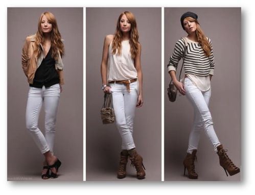 fashion-ballyhoo - 2shopbop lookbook basiques