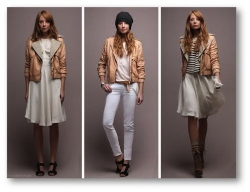 fashion-ballyhoo - 3shopbop lookbook basiques