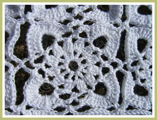crochet chemin de table 8
