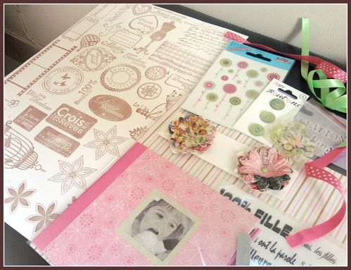 Scrap'Inès - Carte couture + cadeau Marie-Christine (4)
