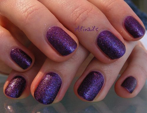 Catrice Crushed Crystals violet 1