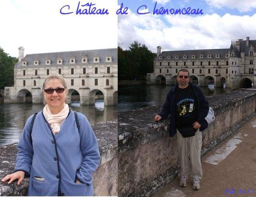 2011 chateau chenonceau karine et laurent