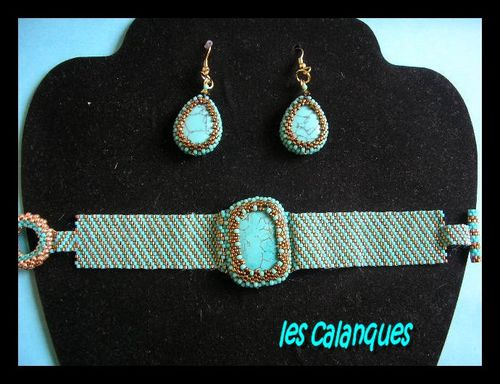 TURQUOISE QUE J ADORE