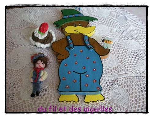 Offert par La Fouine Crochette