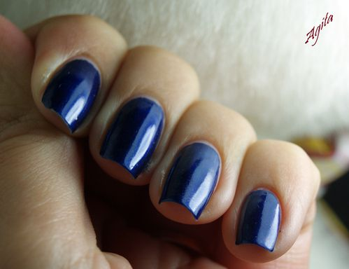 OPI Yoga-ta get this blue 4