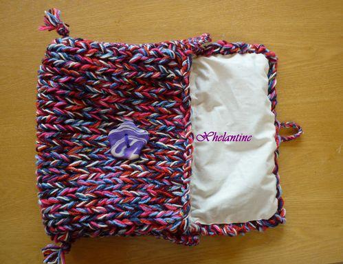 sac laine ouvert 1