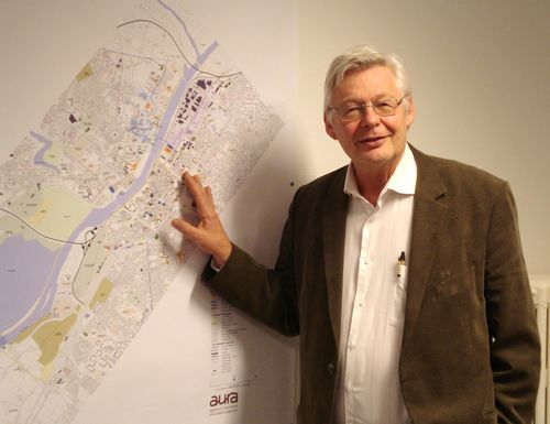Christophe Lesort, Urbaniste d'Angers, Port