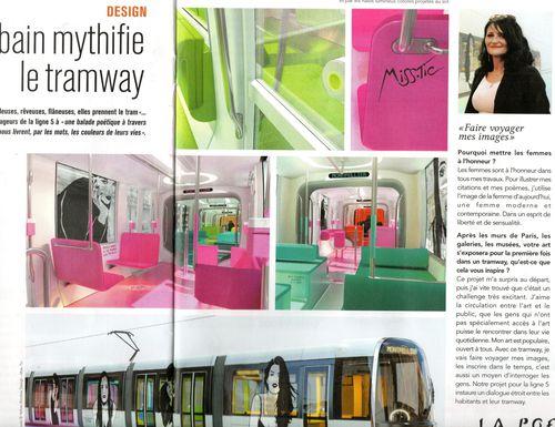 tram 5001