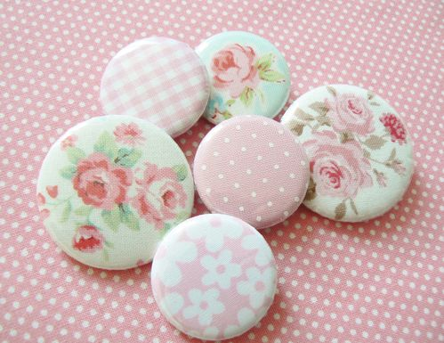 badges Thé Framboise