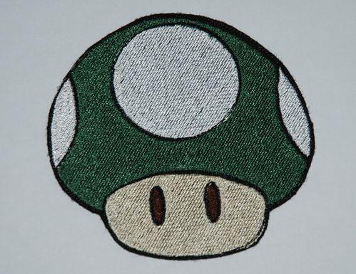 champi mario vert
