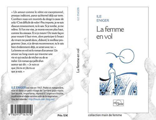 Ile Eniger - La femme en vol - Editions Parole