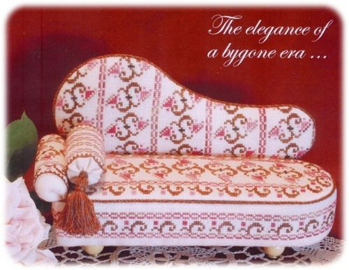 TCW-Victorian Memories Chaise Longue