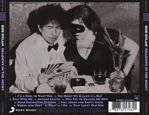 Shadows of the Night. Bob Dylan si incontra con Frank Sinatra