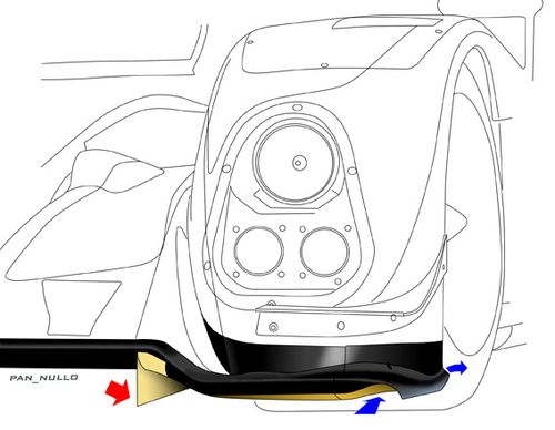 TS030 front fender low
