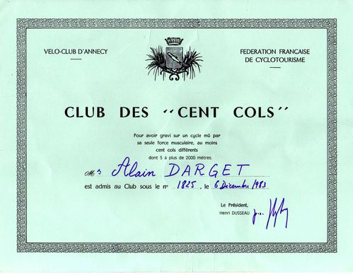 Diplome Cent Cols 001