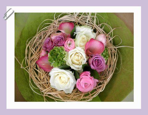 bouquets chocolats de p ques compositions de fleurs et chocolats f e moi une fleur. Black Bedroom Furniture Sets. Home Design Ideas