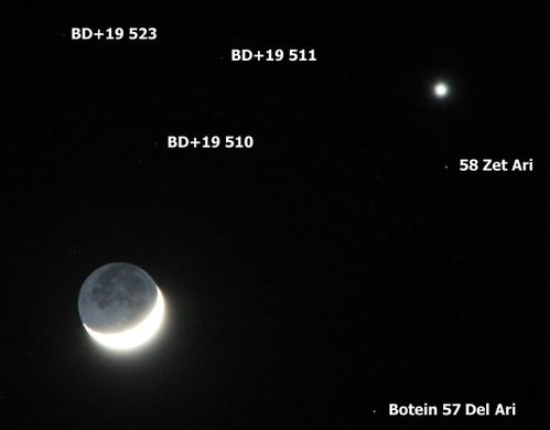 lune-venus-etoiles-26 mars 2012
