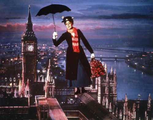 Mary Poppins - Robert Stevenson