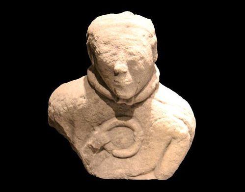 791c2 Sculpture gauloise