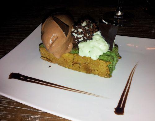 lulu rouget dessert menthe chocolat
