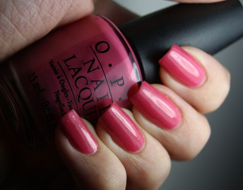 OPI My Adress is hollywood 6
