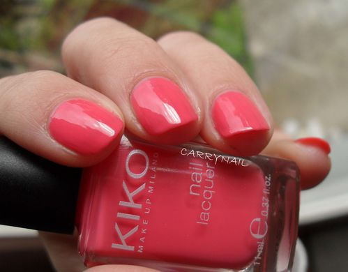 Kiko 360 stawberry pink