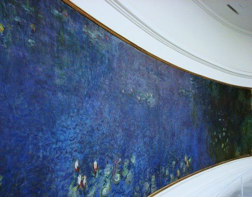 monet nymphas orangerie