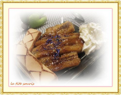 bananes roties aux epices 5