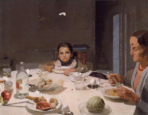 11. Antonio Lopez Garcia La table 1971-80