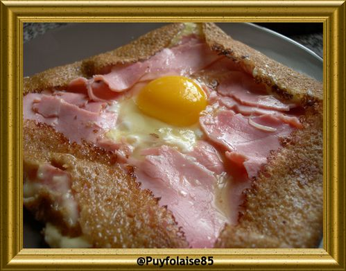 galettes completes jambon