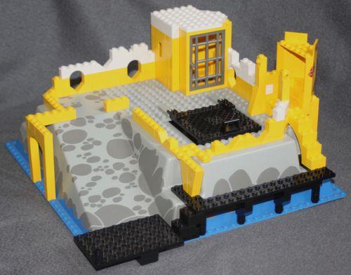 LEGO Pirate Eldorado Fortress 6276-10
