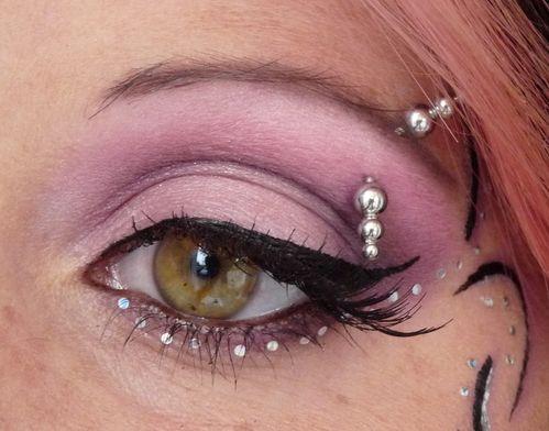 Maquillage Cabaret 01