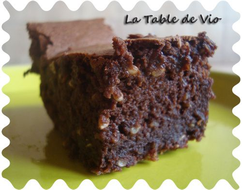 Brownie petit suisse (3)
