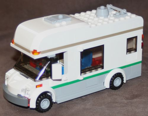 Camping Car Lego 60057 18