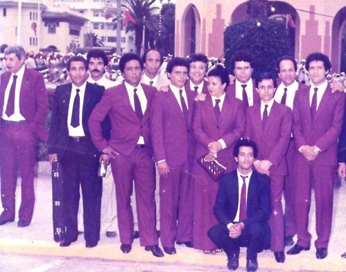 Casa - Chanteurs marocains 86-1