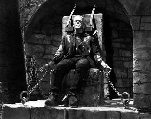 Karloff, Boris (Bride of Frankenstein, The) 06