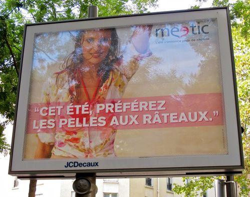 affiche Meetic râteau 3