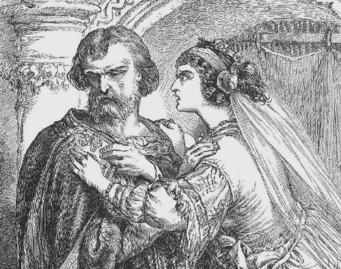 Macbeth et son épouse