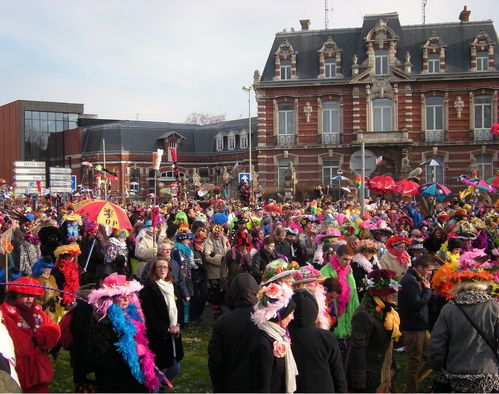 Carnaval dunkerque 1
