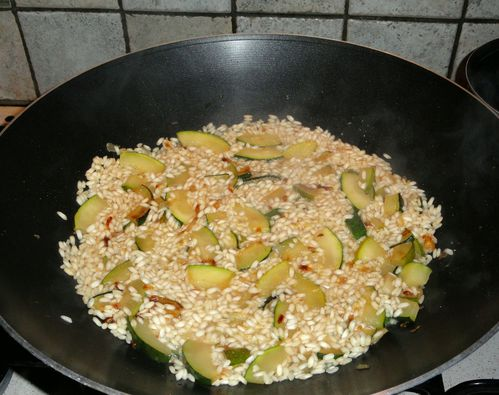 rissotto courgettes (4)