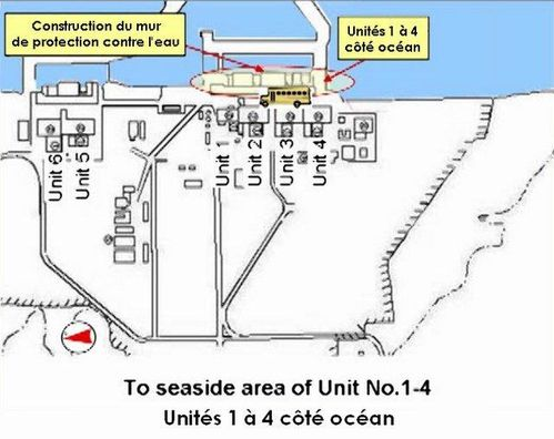 unit 1 à 4 seaside