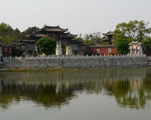 211 temple famille Zhang