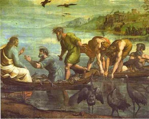 Raphael__Cartoon_for_The_Miraculous_Draught_of_Fishes__c_15.jpg