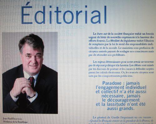 015 Edito Médiateur République