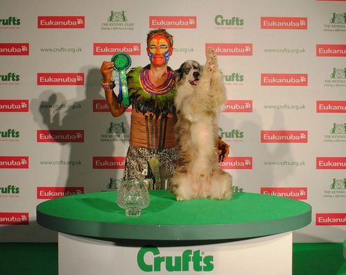 THIERRY CRUFTS MARS 2013